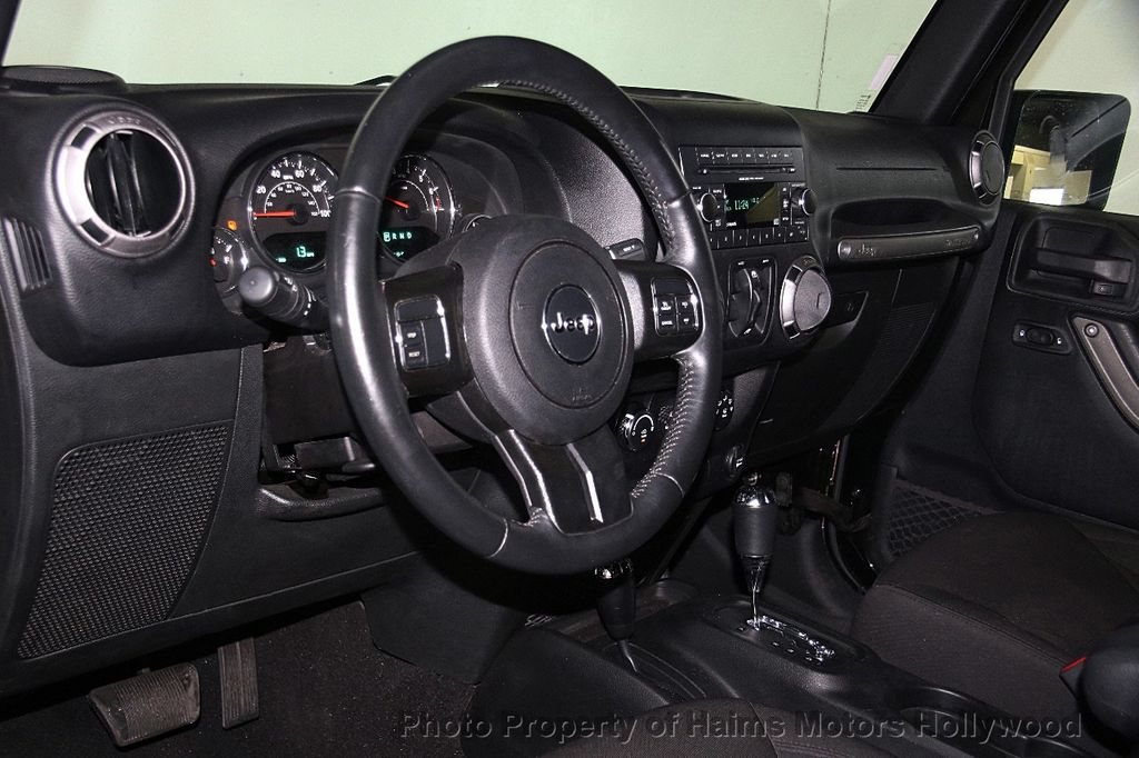 2016 Jeep Wrangler Unlimited 4WD 4dr Sport - 17312712 - 20