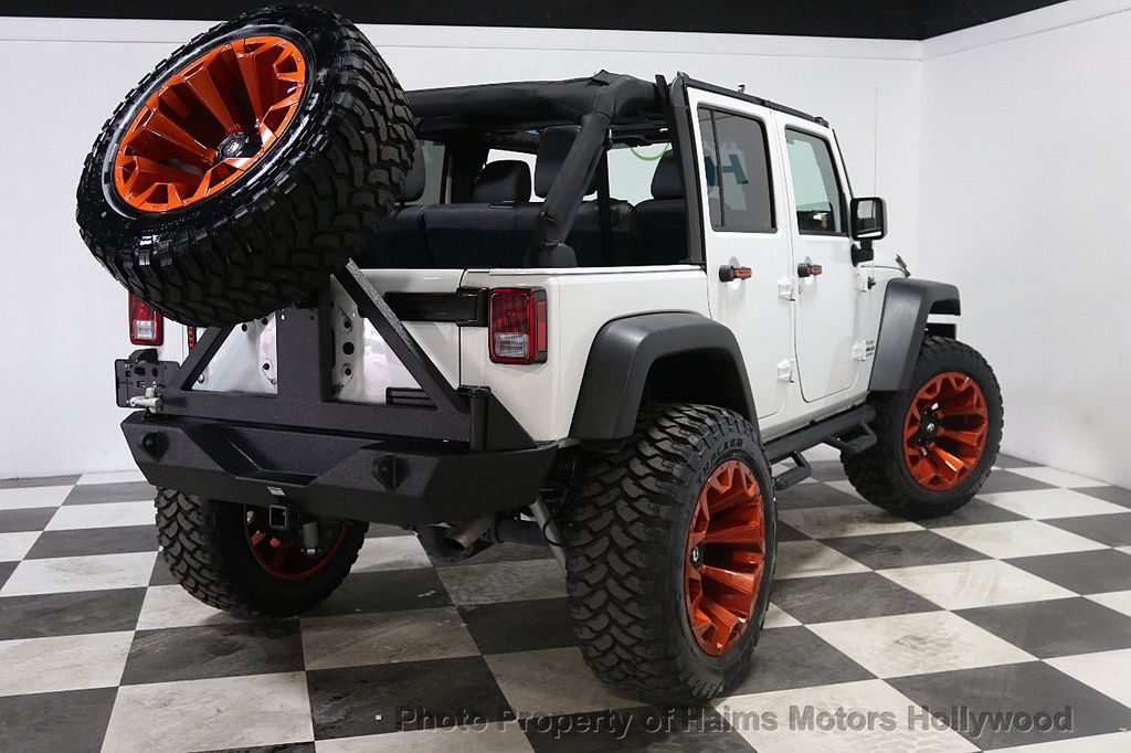 2016 Jeep Wrangler Unlimited 4WD 4dr Sport - 17774413 - 20