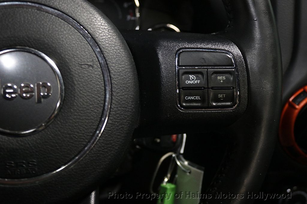 2016 Jeep Wrangler Unlimited 4WD 4dr Sport - 17774413 - 41