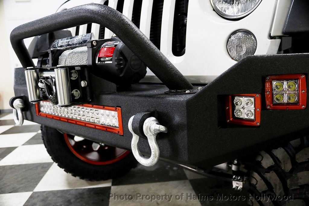 2016 Jeep Wrangler Unlimited 4WD 4dr Sport - 17774413 - 52