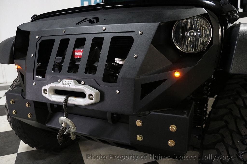 2016 Jeep Wrangler Unlimited 4WD 4dr Sport - 17851907 - 20