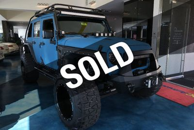 2016 Jeep Wrangler Unlimited 4WD 4dr Sport SUV