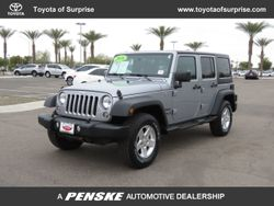 2016 Jeep Wrangler Unlimited - 1C4HJWDG3GL117333