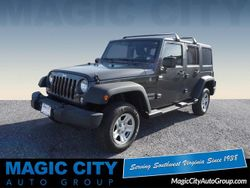 2016 Jeep Wrangler Unlimited - 1C4BJWDG0GL246068