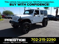2016 Jeep Wrangler Unlimited - 1C4HJWDG4GL109127