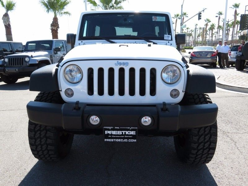 2016 Jeep Wrangler Unlimited 4WD 4dr Sport - 16841879 - 1