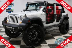 2016 Jeep Wrangler Unlimited - 1C4BJWDG8GL266620