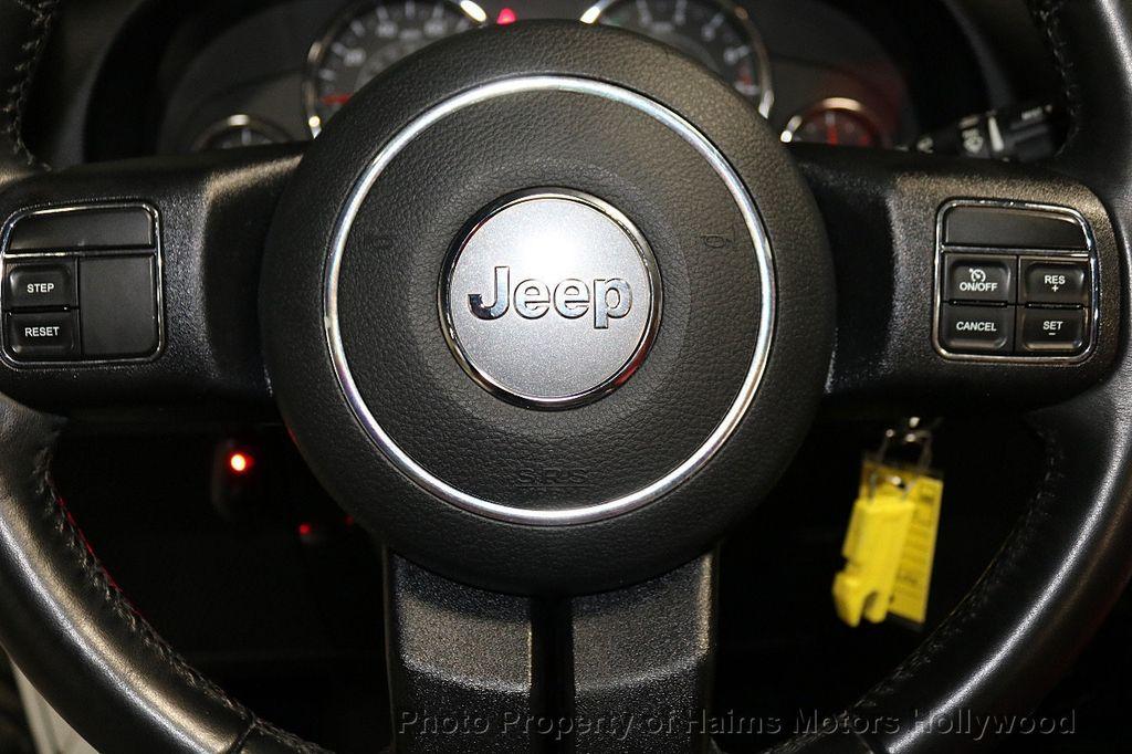 2016 Jeep Wrangler Unlimited 4WD 4dr Sport RHD - 18311743 - 39