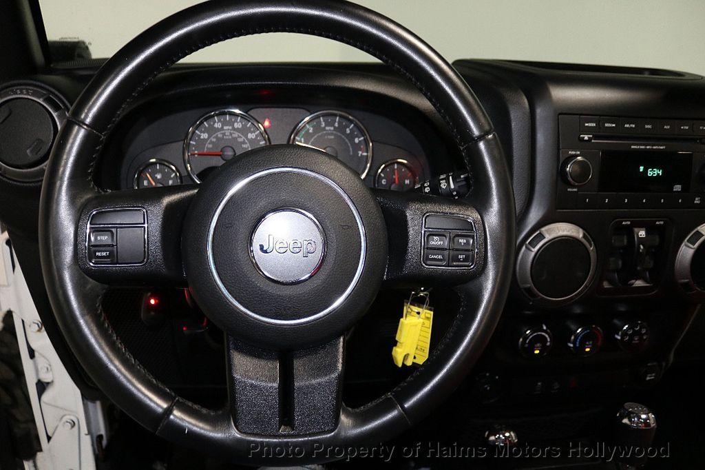 2016 Jeep Wrangler Unlimited 4WD 4dr Sport RHD - 18311743 - 40