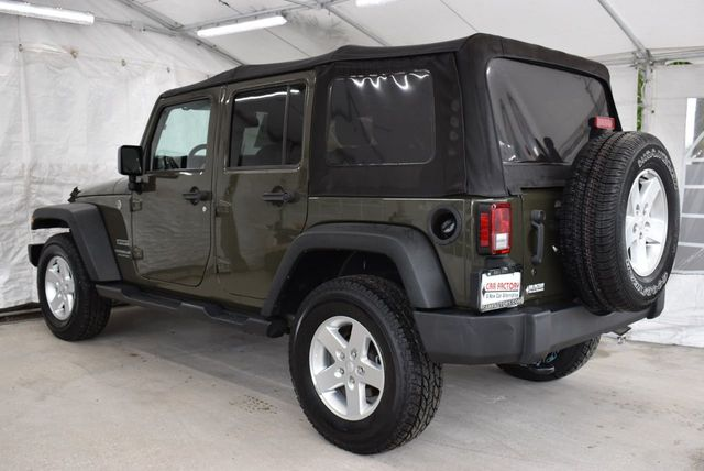 2016 Jeep Wrangler Unlimited 4WD 4dr Sport UNLIMITED SPORT 4 DOOR SUV for  Sale Miami, FL - $24,991 - Motorcar com
