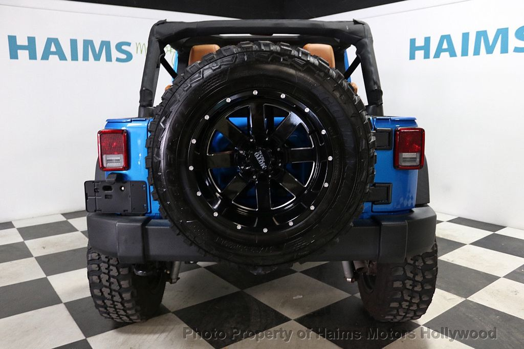 2016 Jeep Wrangler Unlimited CUSTOM JEEP - 18032912 - 6
