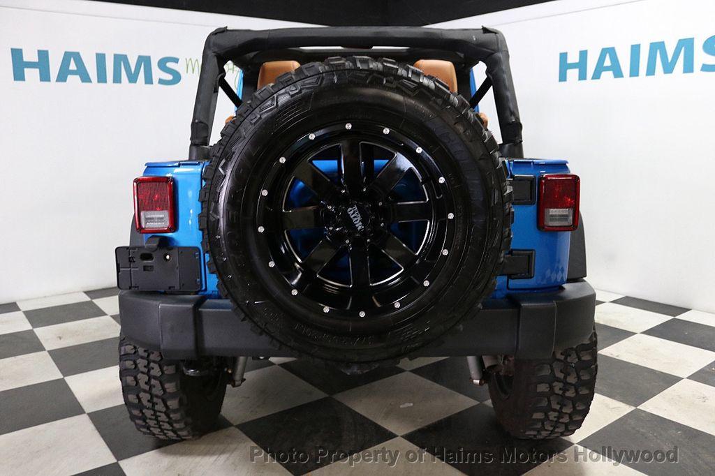 2016 Jeep Wrangler Unlimited CUSTOM JEEP - 18032912 - 6