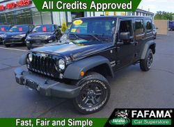 2016 Jeep Wrangler Unlimited - 1C4BJWDG8GL304220