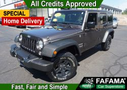 2016 Jeep Wrangler Unlimited - 1C4BJWDG6GL230022
