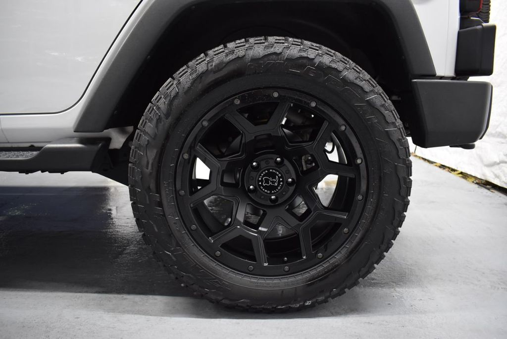 2016 Jeep Wrangler Unlimited UNLIMITED - 18343619 - 10