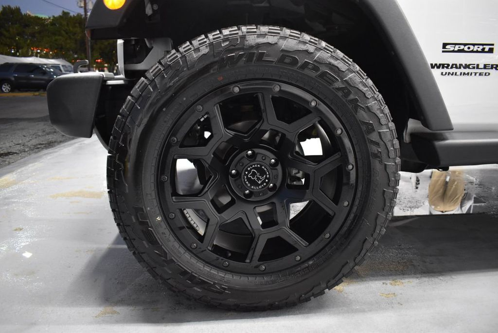 2016 Jeep Wrangler Unlimited UNLIMITED - 18343619 - 11