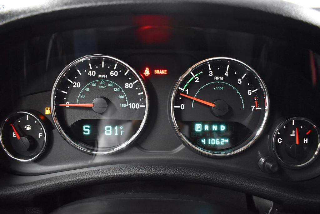2016 Jeep Wrangler Unlimited UNLIMITED - 18343619 - 16