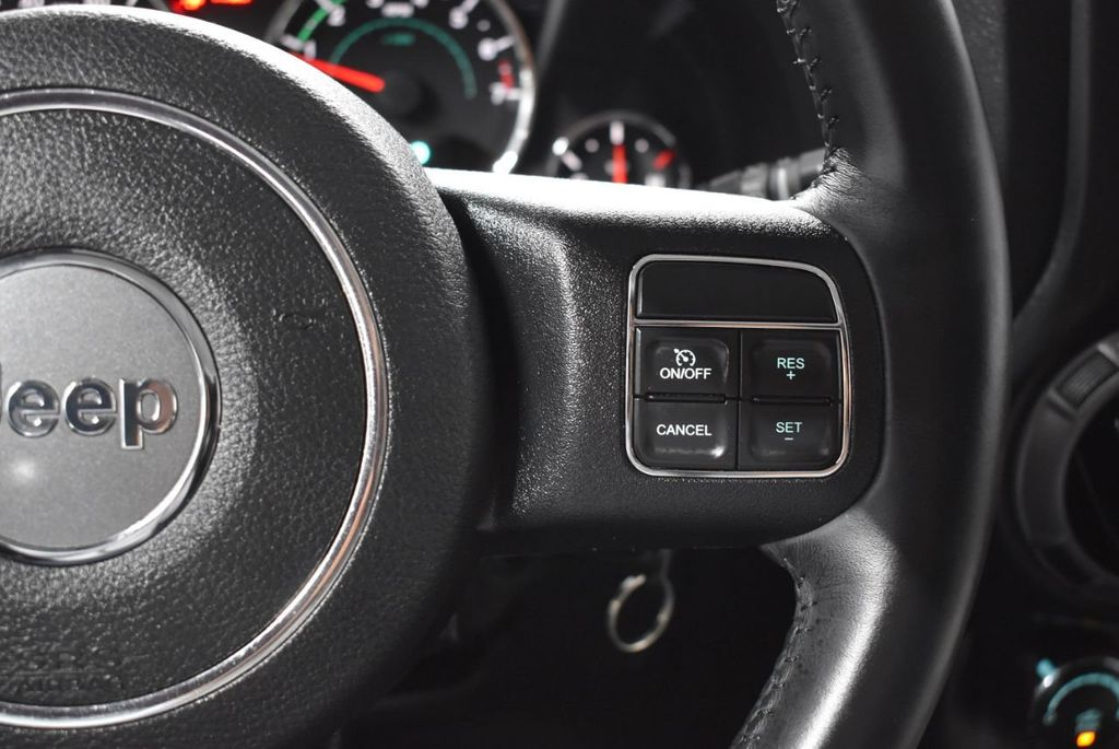 2016 Jeep Wrangler Unlimited UNLIMITED - 18343619 - 18