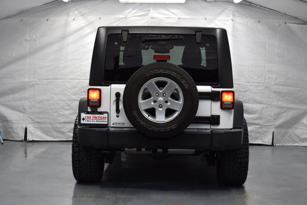 2016 Jeep Wrangler Unlimited UNLIMITED - 18343619 - 7