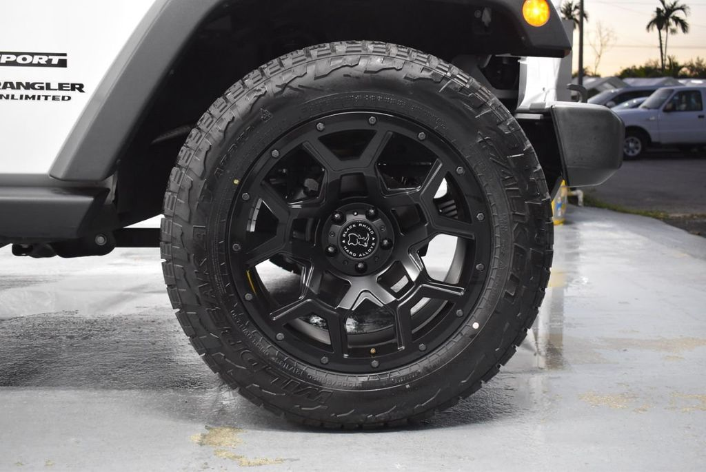 2016 Jeep Wrangler Unlimited UNLIMITED - 18343619 - 8