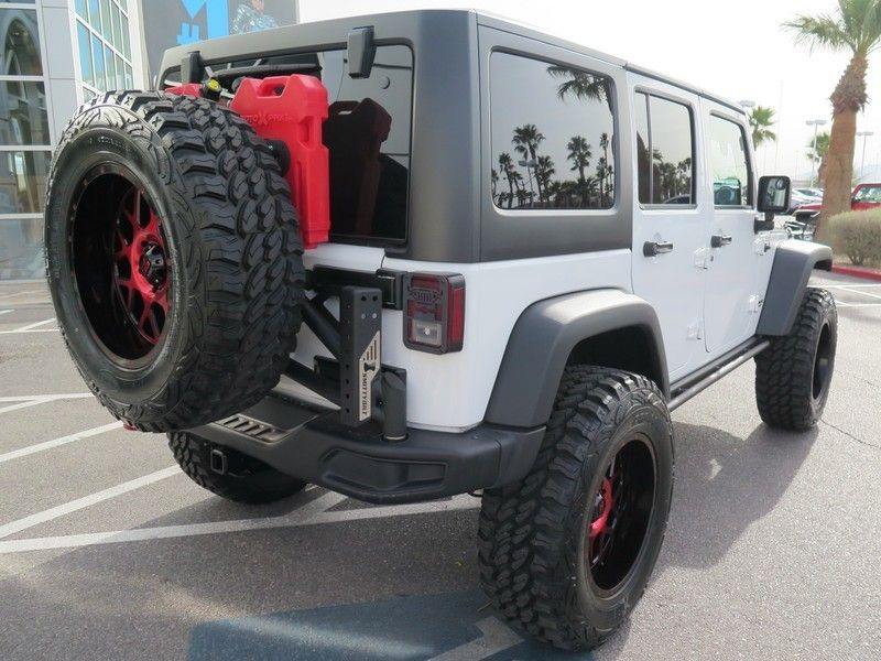 2016 Jeep Wrangler Unlimited UNLIMITED RUBICON - 17407049 - 11