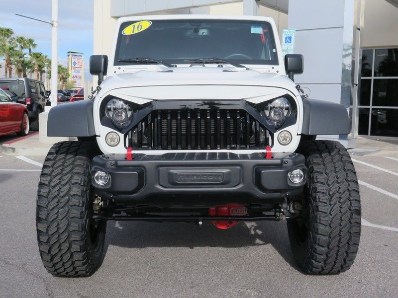 2016 Jeep Wrangler Unlimited UNLIMITED RUBICON - 17407049 - 1
