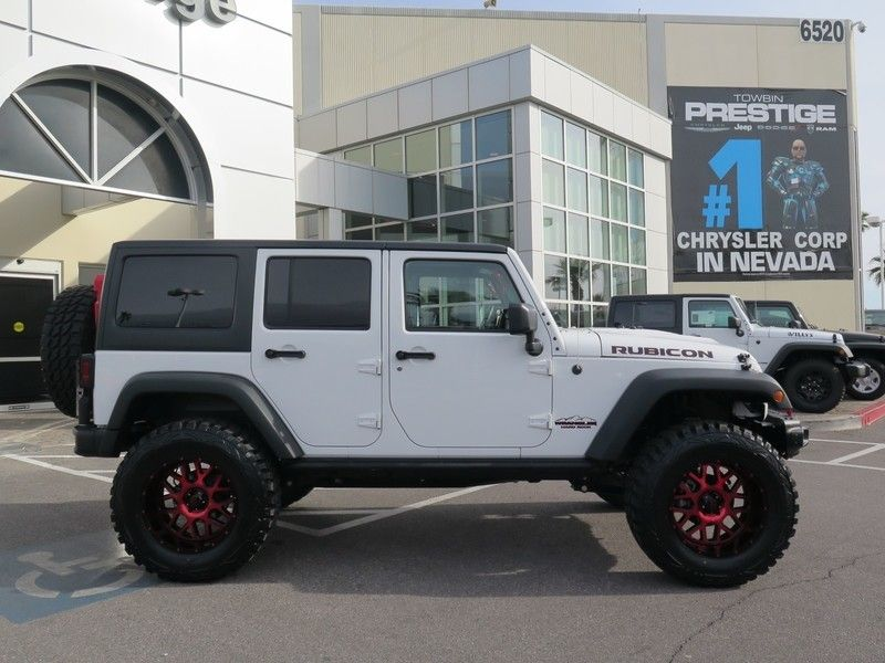 2016 Jeep Wrangler Unlimited UNLIMITED RUBICON - 17407049 - 3