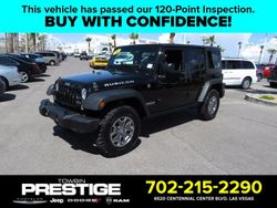 2016 Jeep Wrangler Unlimited - 1C4BJWFG4GL220733