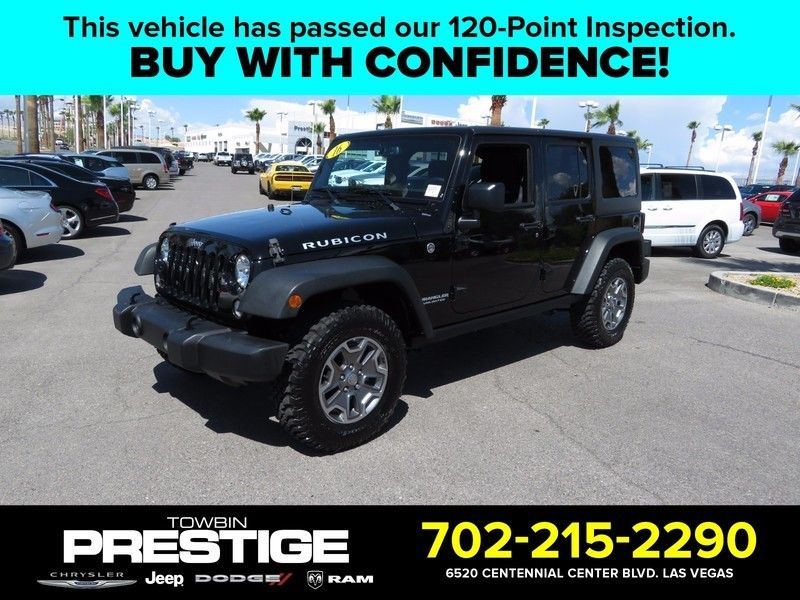 2016 Jeep Wrangler Unlimited Unlmtd Rubicon Not Specified