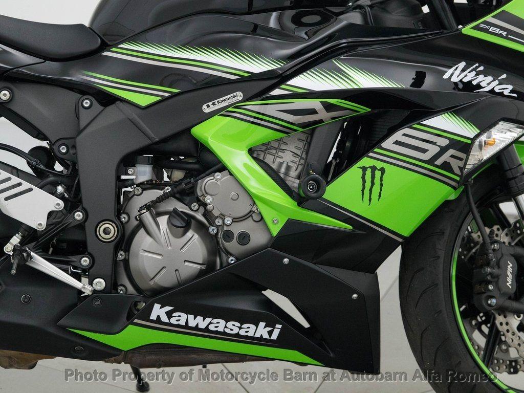 2016 Kawasaki NINJA ZX-6R ABS  - 17769963 - 14