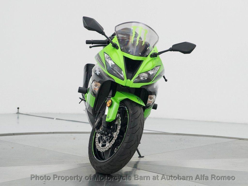 2016 Kawasaki NINJA ZX-6R ABS  - 17769963 - 5