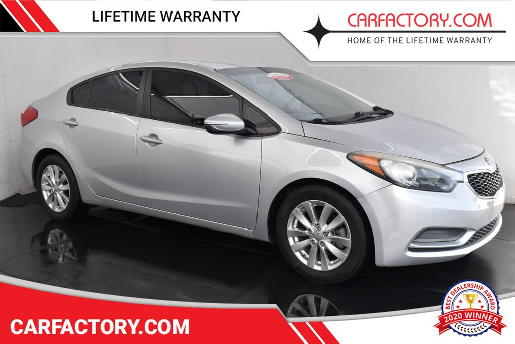 2016 Kia Forte 4dr Sedan Automatic LX - 17011156 - 0