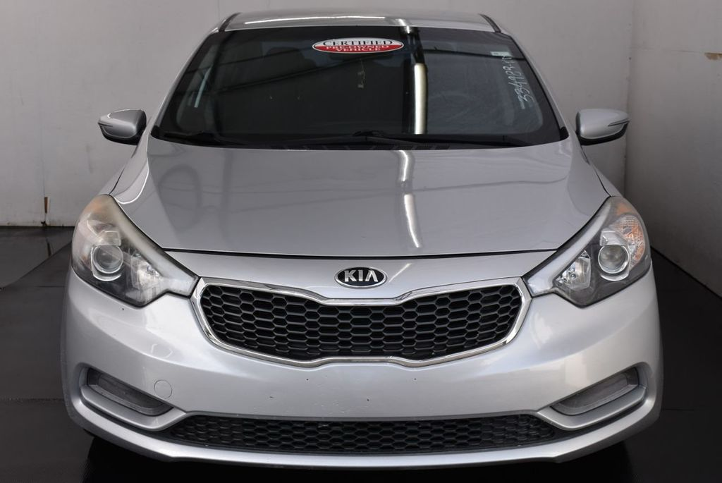 2016 Kia Forte 4dr Sedan Automatic LX - 17011156 - 1