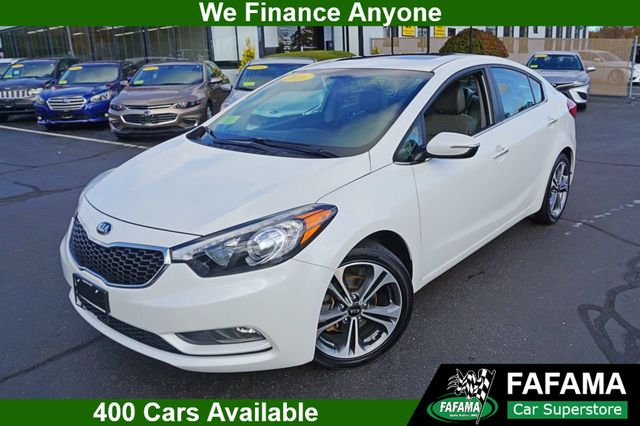 2016 Used Kia Forte Ex At Fafama Auto Sales Serving Boston Milford Framingham Ma Iid 19395947