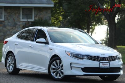 2016 Kia Optima 4dr Sedan EX