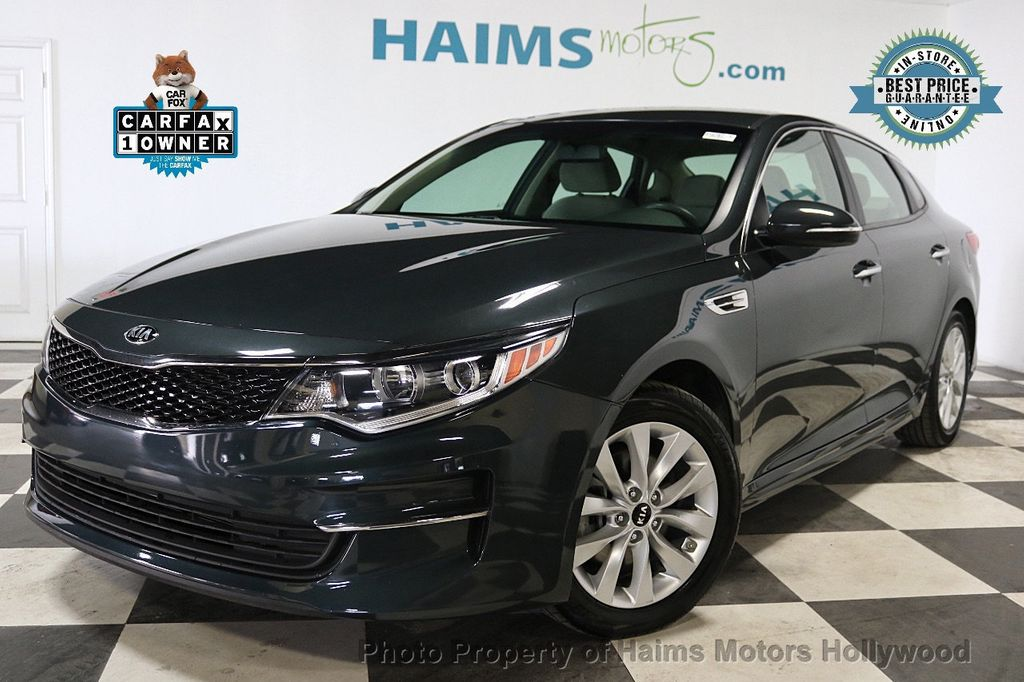 2016 Kia Optima 4dr Sedan LX - 18257062
