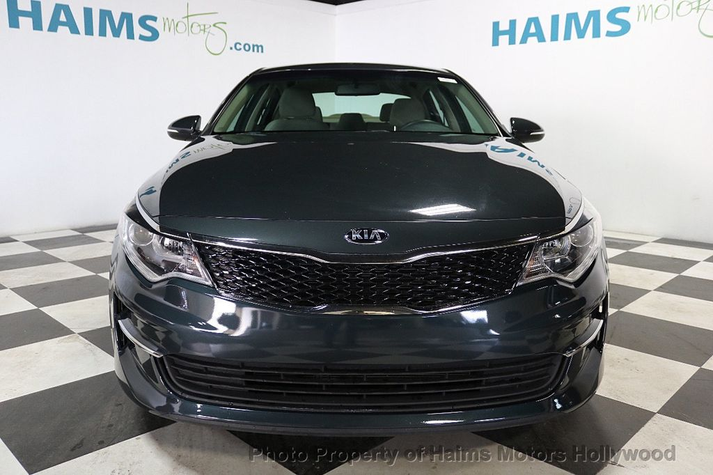 2016 Kia Optima 4dr Sedan LX - 18257062 - 2