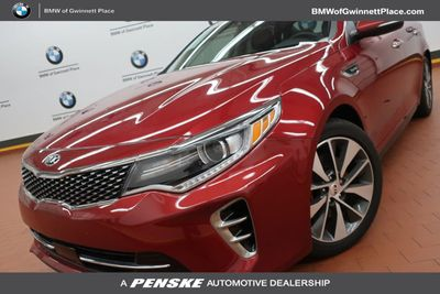 2016 Kia Optima 4dr Sedan SX Turbo
