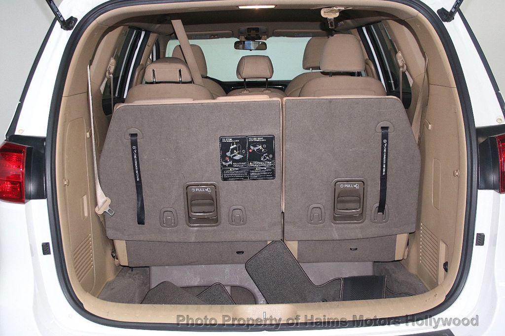 2016 Kia Sedona 4dr Wagon LX - 17422237 - 9