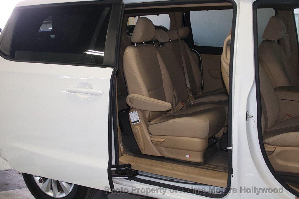 2016 Kia Sedona 4dr Wagon LX - 17422237 - 13