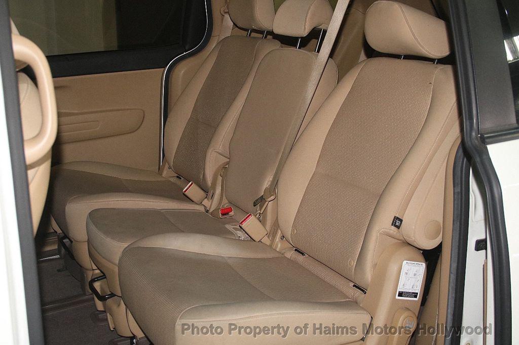 2016 Kia Sedona 4dr Wagon LX - 17422237 - 19