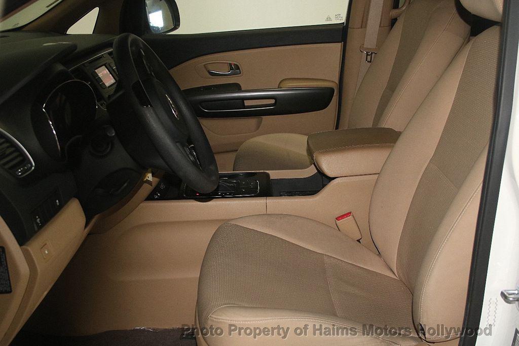 2016 Kia Sedona 4dr Wagon LX - 17422237 - 20