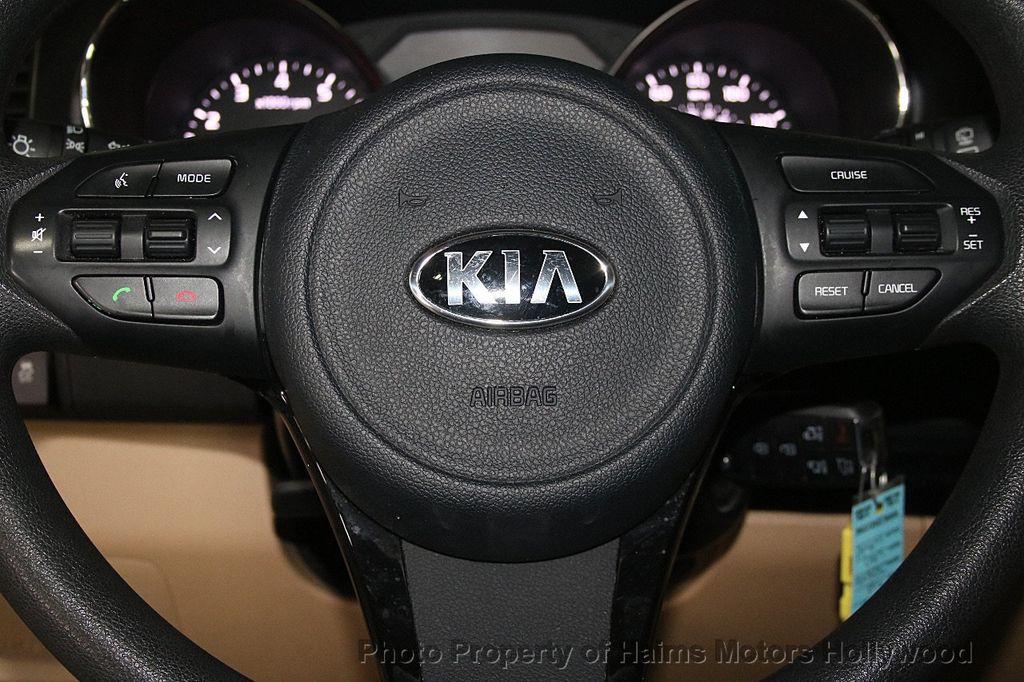 2016 Kia Sedona 4dr Wagon LX - 17422237 - 28