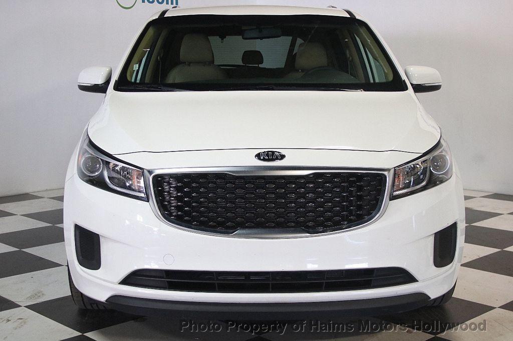 2016 Kia Sedona 4dr Wagon LX - 17422237 - 2