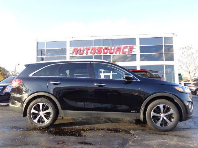 Used Kia Sorento >> 2016 Used Kia Sorento Awd 4dr 2 0t Ex At Autosource Motors Inc Serving Milwaukee Wi Iid 19426157