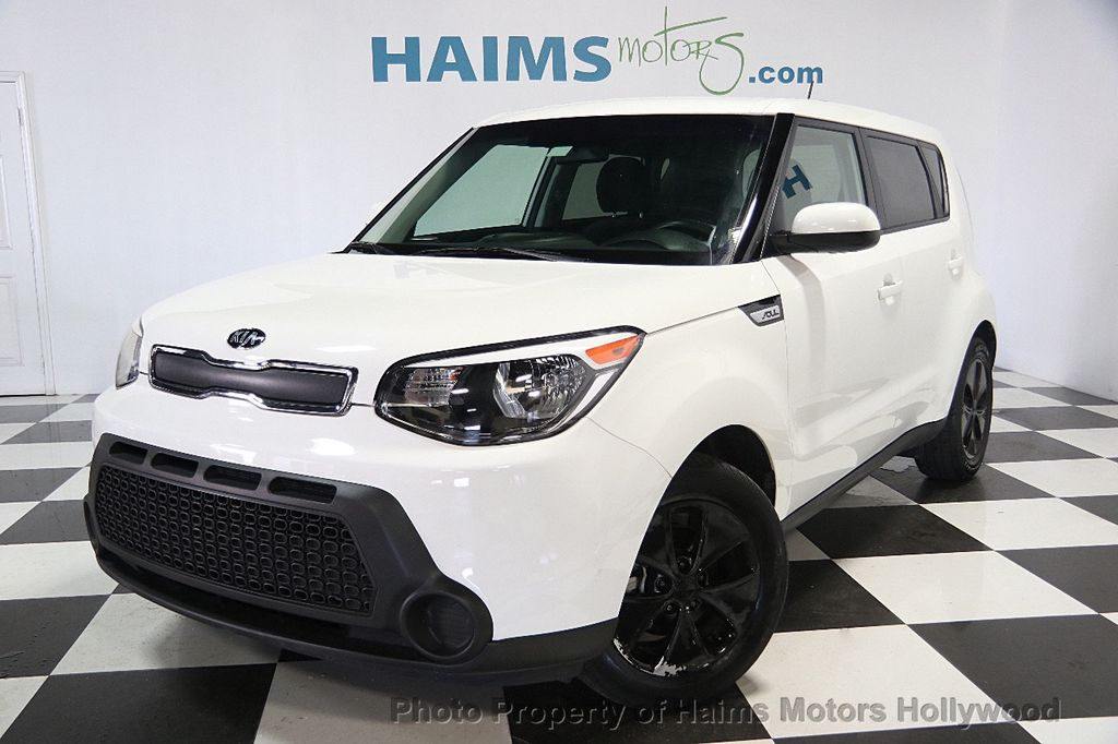 2016 Used Kia Soul 5dr Wagon Manual at Haims Motors Serving Fort