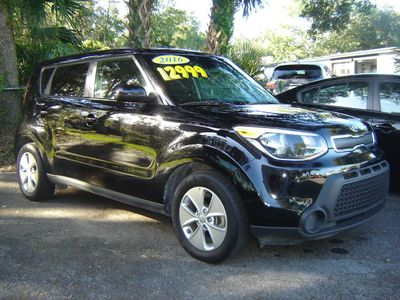 2016 Kia Soul 5dr Wagon Manual