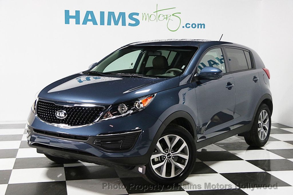 2016 used kia sportage awd 4dr lx at haims motors serving. Black Bedroom Furniture Sets. Home Design Ideas