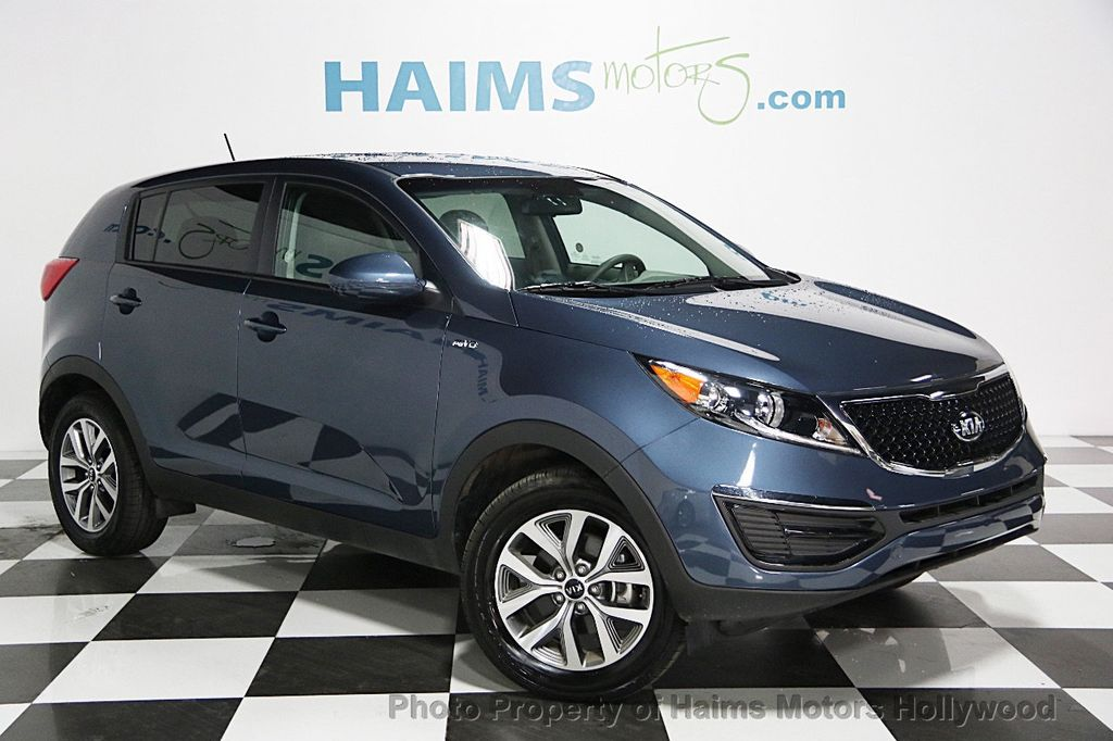 luxury 2016 kia sportage ex specs future cars. Black Bedroom Furniture Sets. Home Design Ideas