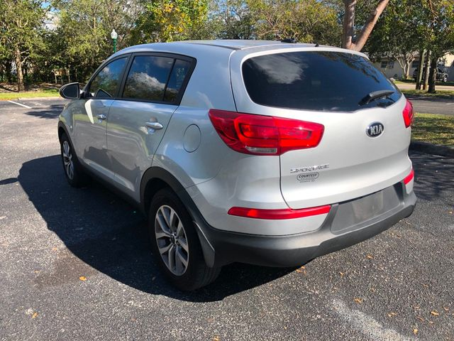 2016 Kia Sportage FWD 4dr LX - Click to see full-size photo viewer